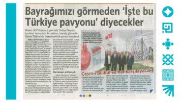 EXPO Milan 2015 Turkey Pavilion